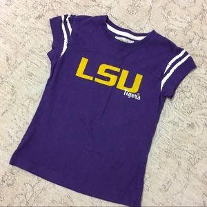 LSU Tigers Purple & Gold T-shirt 3T
